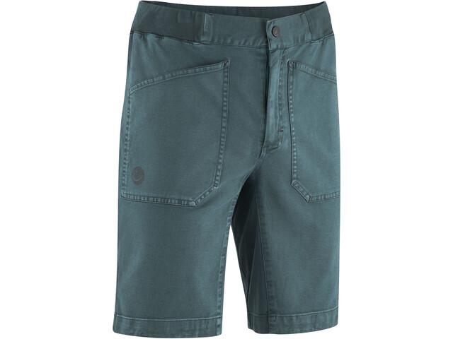 Edelrid Kamikaze V Shorts Hombre, teal green